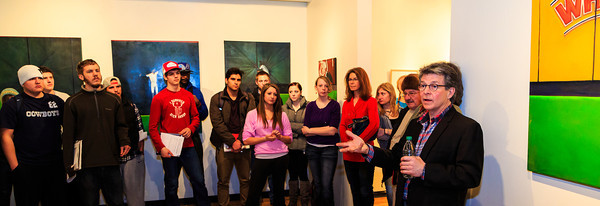 """Between the Lines"" - John Giarrizzo Exhibit (2.14.13)"