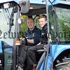 R1717125 Paul McConville and son went on the Clonduff Vintage Day run.JPG