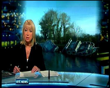 "2011-01-06 ""Arthur"" features on RTE News @ 6pm"