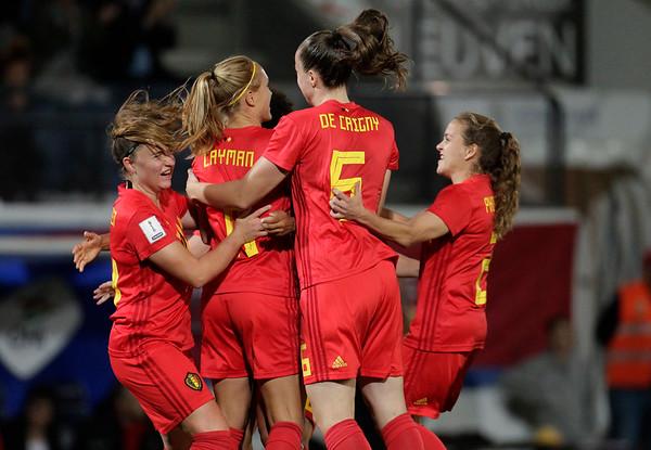 20181005 - Belgian Red Flames - Switzerland