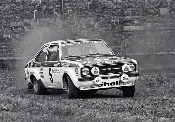 Ulster Rally 1976