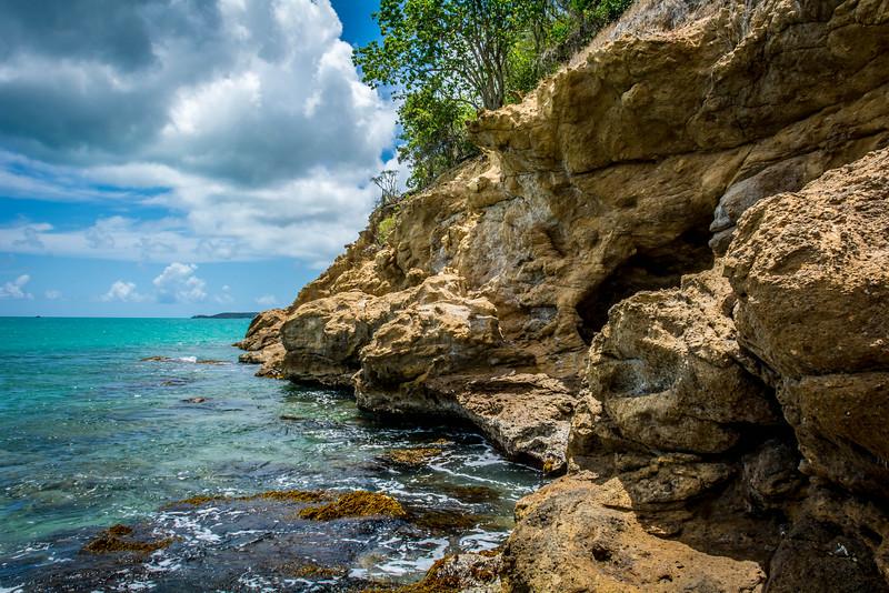 Rocky Edge - Yepton Beach, St. John, Antigua and Barbuda