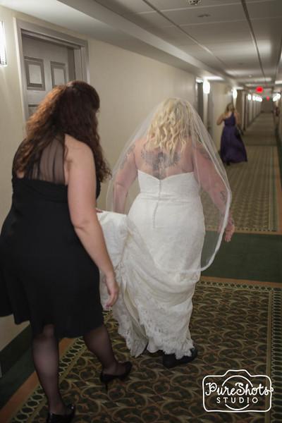 Tiffany & Ashleigh's wedding