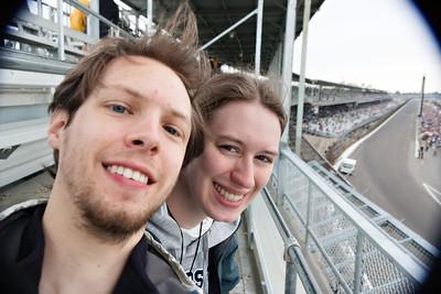 2013 Indy 500 Race