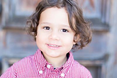 3 year old Child Portrait - Balboa Park - Bodhi 3