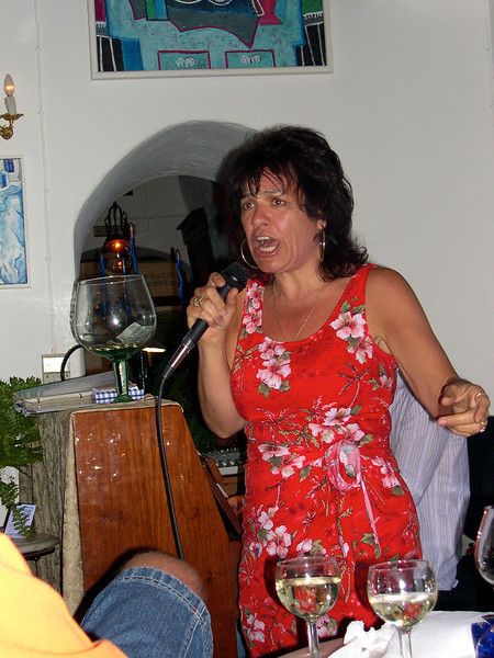 Mykonos - July 2004 Lina Koutrakos