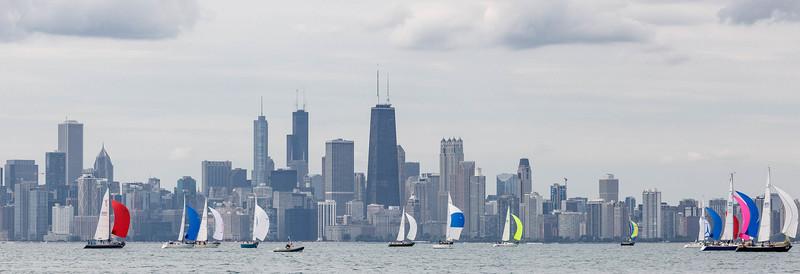 Scenic Chicago Boat Ride