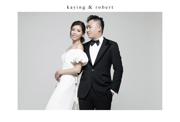 Studio Pre-Wedding : KaYing and Robert