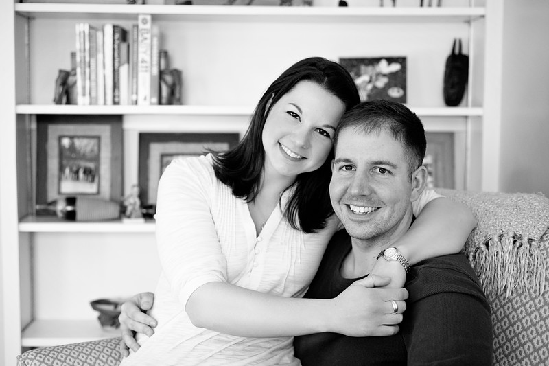 Williamsport Family Photographer : 1/14/18 Andrew and Kate
