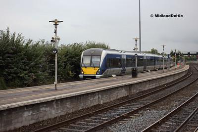 Portlaoise - Bangor (Rail), 08-07-2019