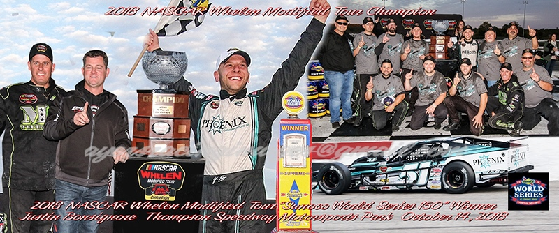 Race Win Collage Photo's