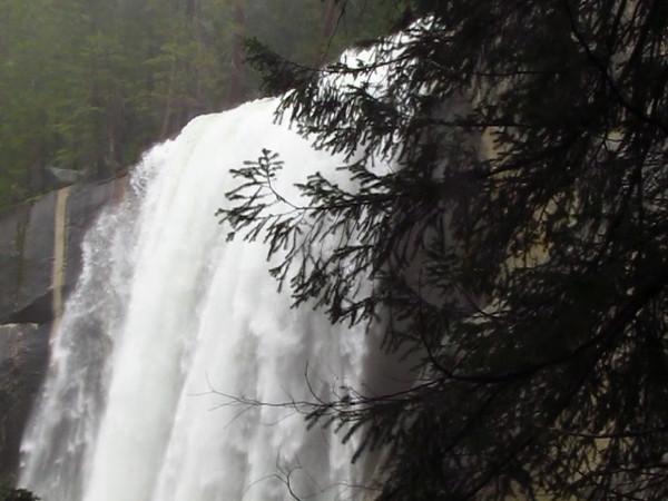 Vernal Falls Hike - Mist Trail 2011