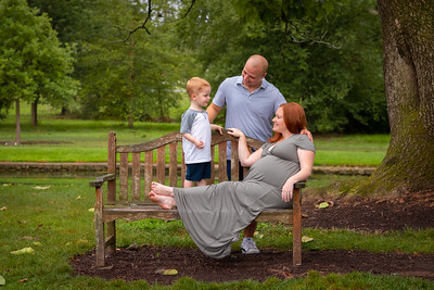 Lauren and Sean Family
