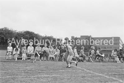 Bearbrook School sports 1984