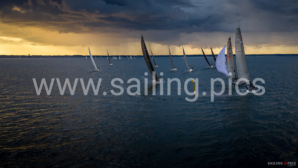 Mixed classes regatta (Aftenmatch), Rungsted - 01SEP2020