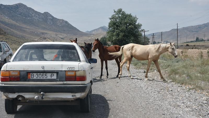 Oš - Tádžikistán