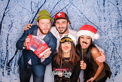 Ildicoinc Holiday Party 2015