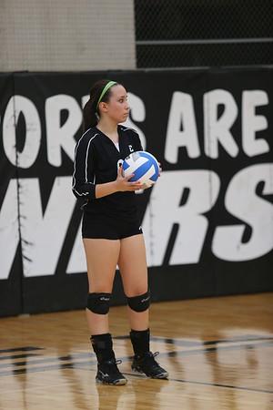 Edsel Varsity Volleyball
