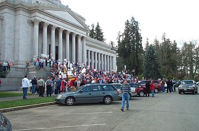 NW ORV Rally - Olympia