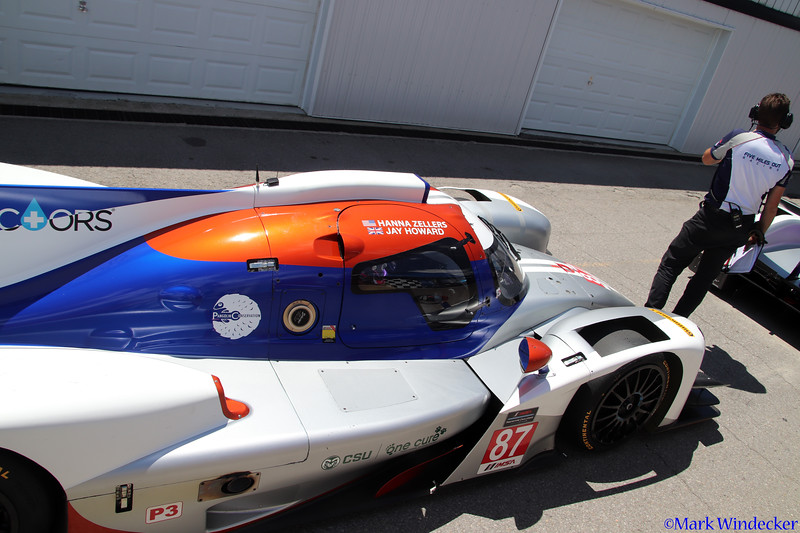 LMP3 Five Miles Out Racing Norma M30