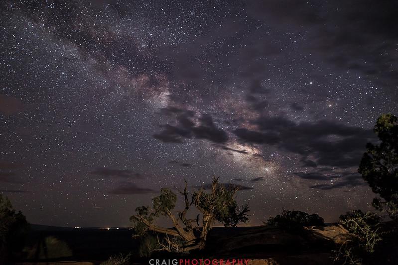 Moab Milky Way 4 Utah Dead Horse Point