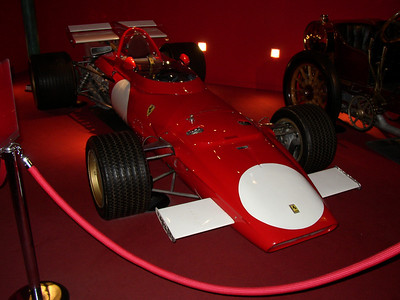 Famous F1 cars