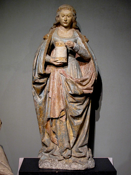 Autun Museum  Mary Magdalen