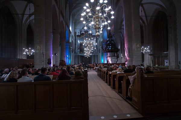 Share met Jan Vayne in Dordrecht (27 november 2008)