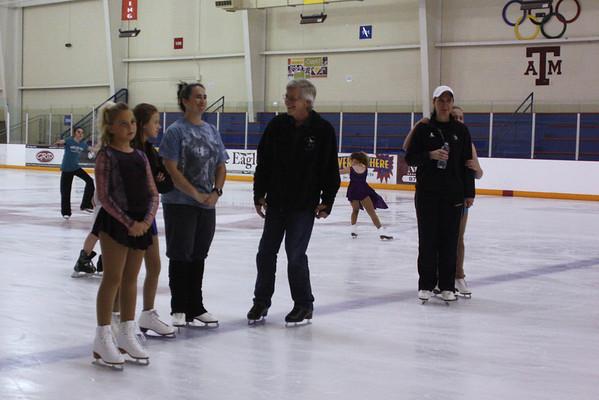 June 2011 Club Ice & Harness Dedication