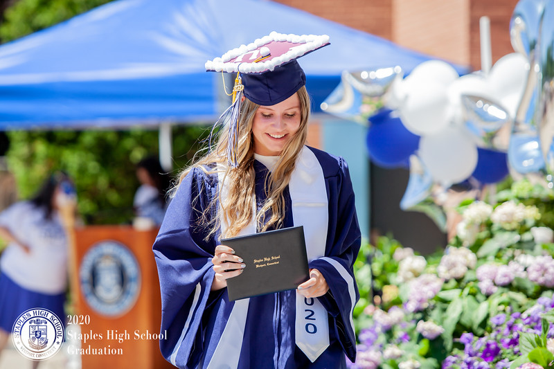 Dylan Goodman Photography - Staples High School Graduation 2020-529.jpg