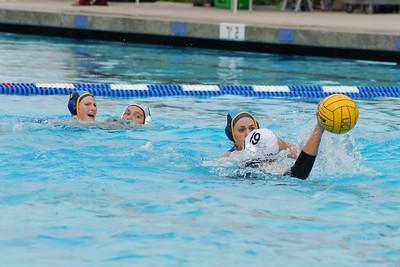 UCI Women's Water Polo Tournament 2009 - University of California Los Angeles vs California State University Long Beach 2/21/09. UCLA vs CSULB. Final score 18 to 2. Photos by Allen Lorentzen.