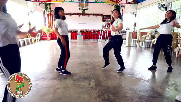 SFAMSC Dance Troupe 2019