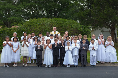 St. Joseph's First Communion 2016