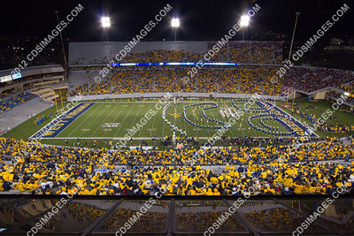 WVU vs Oklahoma - November 17, 2012