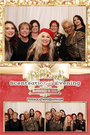 Dillards Scentsational Evening 11-15-19