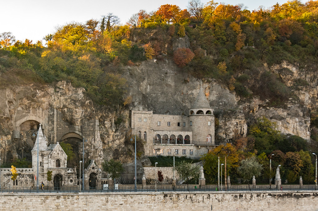 Cave Church & Monastery, Budapest, Hungary