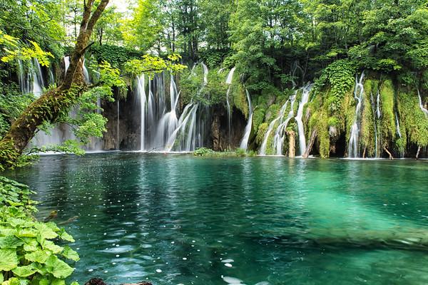 Pletvica Lakes Park