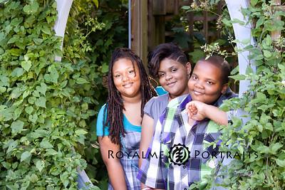 Carter-Davis Family