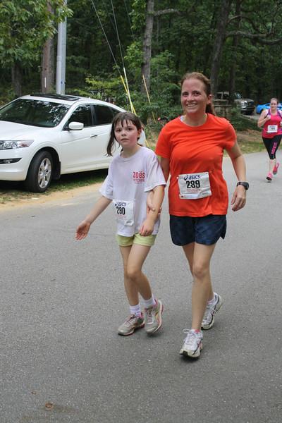 2012 Monte Sano 10k 5k