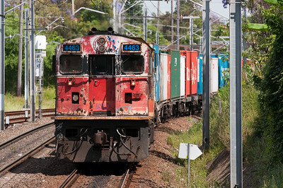 Marrickville Suburban Freight Line