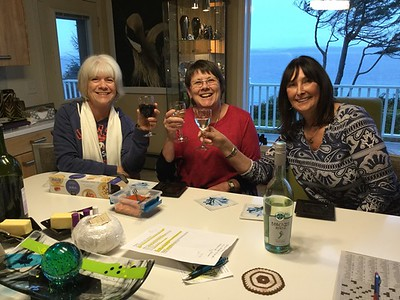 Ferne H, Pam B,Thuy N, Vicki L. Oct 12-22, 2017