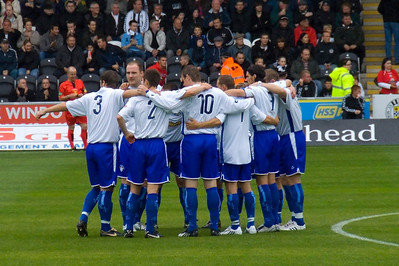 St. Mirren 2 Morton 1, Renfrewshire Cup Final, 28th July 2009