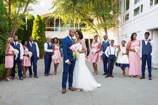 Walker Wedding: Water's Edge Resort