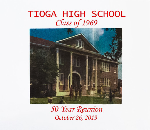 Tioga Class of 1969 50 years