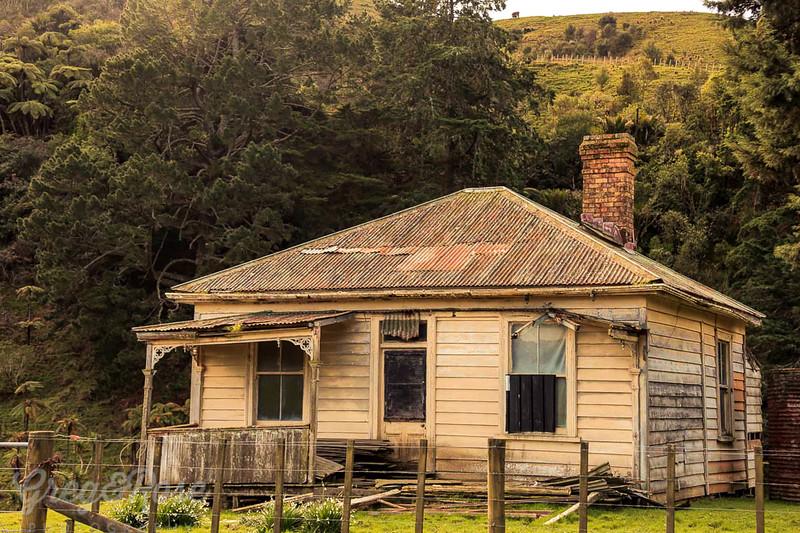 Abandoned near Puhoi