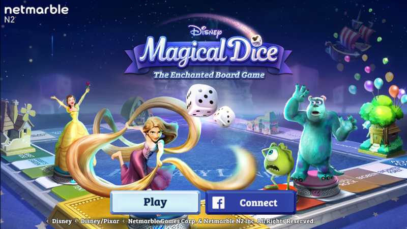 ADVANCED REVIEW: Disney Magical Dice Gets The Pixie Dust Treatment