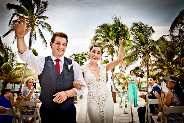 Anny & Aaron - Wedding - Belize - 5th of June 2016