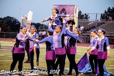 2017 - BEAST Marching Band - ABOVE THE CLOUDS