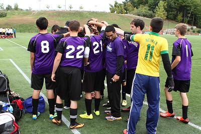 South Lancaster Academy Soccer