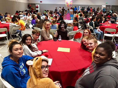2018 - 2019 Middle School Mix it Up Lunch